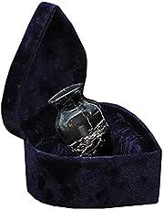 hlc URNS Keepsake Urn – Lovely Black Small Keepsake Qnty 1 - Keepsake Urn for Human Ashes with 1 Velvet Box Bag-Mini Keepsake Urn - Affordable Keepsake Urn (3 cu.in)