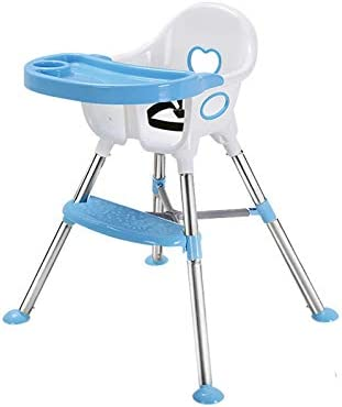 Baby learning to eat dining chair, children dining chair