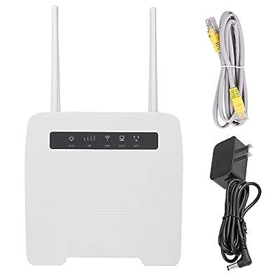 Zerone 4G LTE CPE Volte CPE WiFi Wired Wireless Router 32 Multi-Users 4G SIM Card WiFi Repeater