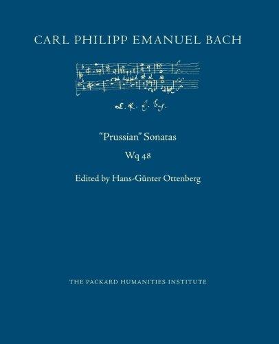 Prussian Sonatas, Wq 48 (CPEB:CW Offprints) (Volume 15)