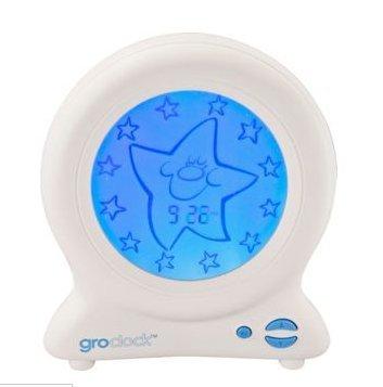 Gro-Clock Childrens Alarm Clock.