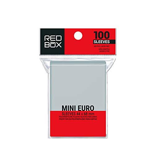 Sleeve – MINI EURO (44x68mm) – Redbox