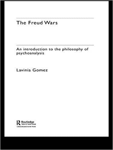 The Freud Wars: An Introduction to the Philosophy of Psychoanalysis