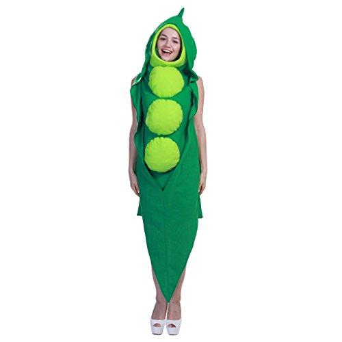 EraSpooky Adult Peas Costume