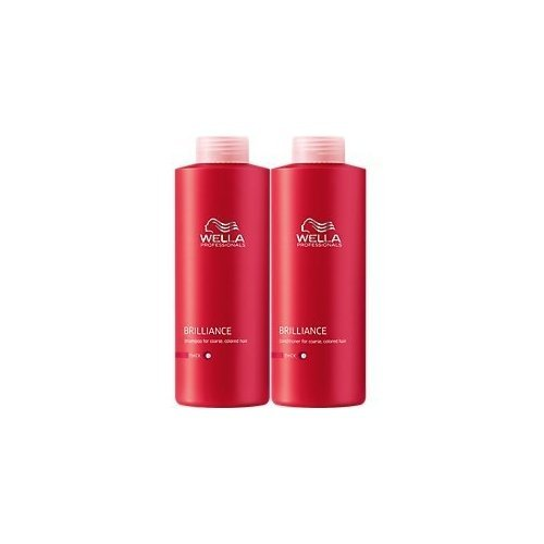 Wella Brilliance Duo for Coarse Hair by Wella