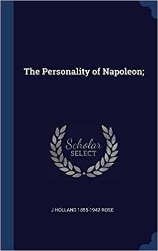 Book The Personality of Napoleon;