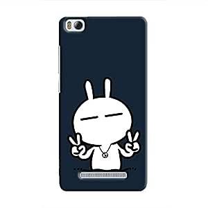 Cover It Up - Peace Tsuki Mi4i Hard Case