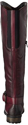 Remonte Women's R3382 Ankle Riding Boots, Red Red (Chianti/Burgund)
