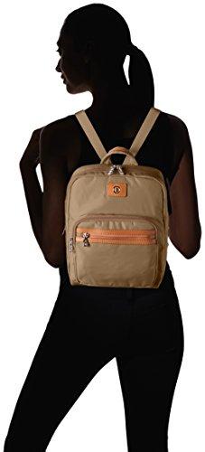 3 en dos Lion 404 Backpack à pour Sac à bretelles main Bogner Beige à sac port Fw54Axq