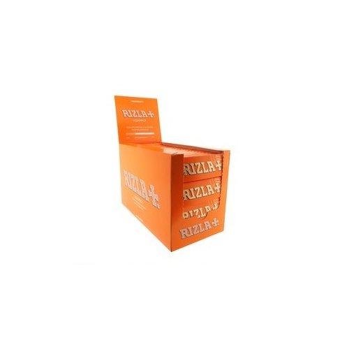Rizla Regular Liquorice - Full New Box Of 100 Booklets by Rizla