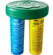 Spa-Frog-Mineraldesinfektionsmittel - komplettes Brom- und Mineral-Kartuschen-System Spa Frog
