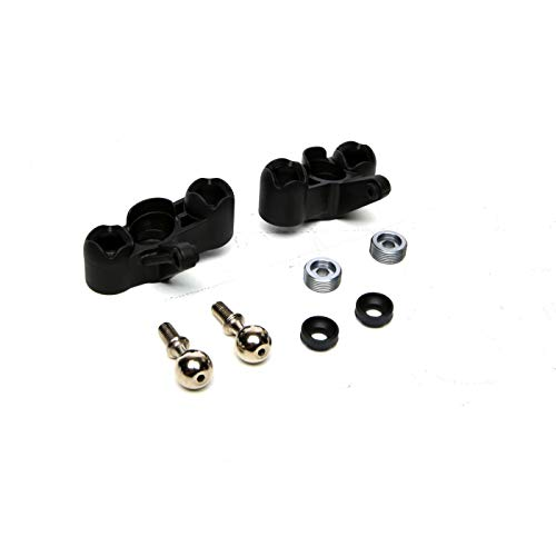 Force RC Front Upright and Pillow Ball Set: 1/8 Epidemic, 1/8 Muckraker