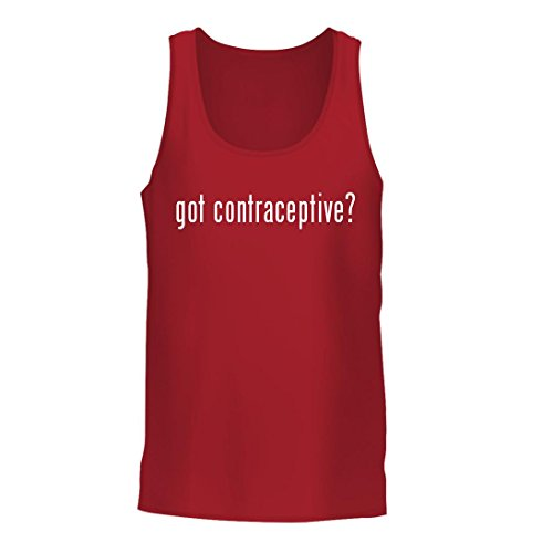 got contraceptive? – A Nice Men's Tank Top, Red, Large