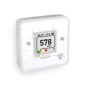 Aranet4 HOME: Monitor inalámbrico de calidad del aire interior ...
