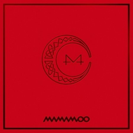 MAMAMOO [RED MOON] 7th Mini Album Random CD+Poster+84p PhotoBook+1p PhotoCard+Tracking Number K-POP SEALED