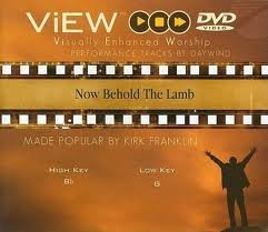 Now Behold The (Kirk Franklin Dvd)
