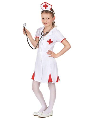 Disfraz enfermera niña - 10 - 12 años: Amazon.es: Juguetes y ...