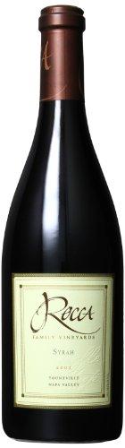 "2005 Rocca Family Vineyards Syrah Yountville Napa Valley 750 mL ""(Amazon.com Exclusive)"""