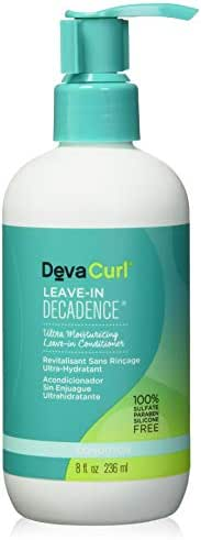 Shampoo & Conditioner: Devacurl Leave-In Decadence