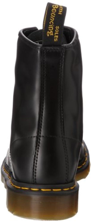 Dr. Martens 1460 Smooth 59 Last Black, Unisex Adults' Boots, Black, 9 UK, 43 EU