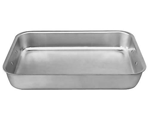 Pentalux Lasagnera, Alluminio, 30 x 24 cm,, Taglia Unica, Nuovo Centro Casalinghi LUX173