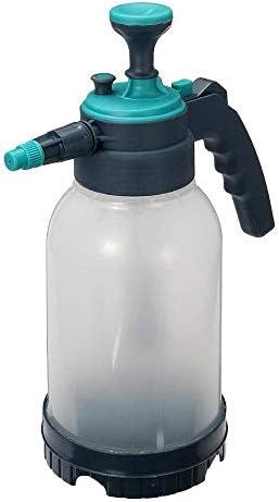 2L PPスプレーポータブル圧力園芸スプレーボトルケトルの花の水やりは、圧力噴霧器、半透明を渡すことができます (Color : A)