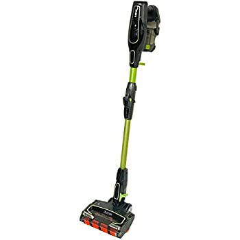 Shark ION MultiFlex Cordless Vacuum IF203Q DuoClean Technology Ultra Light with Pet Multi-Tool Under Appliance Wand Anti-Allergen Dust Brush and Motorized Floor Nozzle IF203QGN (Renewed) (Grasshopper)
