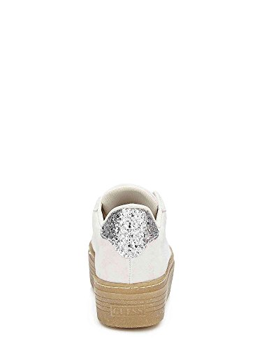 Blue Claris Guess Sneaker Bianco FLCRI4 Donna Sneaker SUE12 nOzgUOq