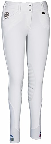 Equine Couture Fiona Knee Patch Women Breeches/Jodhpurs