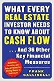 img - for What Every Real Estate Investor Needs to Know about Cash Flow... And 36 Other Key Financial Measures 1st edition book / textbook / text book