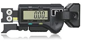 B-Squared CFM-095 Non Marring Check Fixture Mini Gauge, Digital Display, Flush Measuring Range -8mm to +5mm, Gap Measuring Range 1mm to 13mm, Resolution 0.01mm / 0.0005in