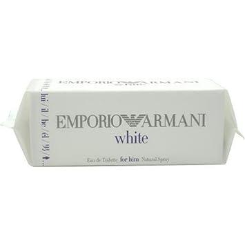 schöne Schuhe modernes Design Modestile Emporio White for Him by Armani for Men 1.7 oz Eau de Toilette Spray