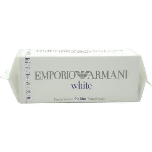Emporio Armani White - Emporio White for Him by Armani for Men 1.7 oz Eau de Toilette Spray