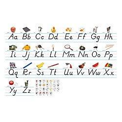 (North Star Teacher Resources Alphabet Lines, 7 5/8