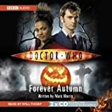 Front cover for the book Forever Autumn by Mark Morris