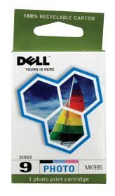 DELL MARKETING, DELL Ink Series 9 Photo DX510 (Catalog Category: Ink Cartridges)