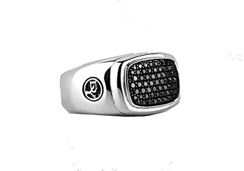 david-yurman-wide-pave-black-diamonds-signet-ring-silver-new-sz-10-new-520-box