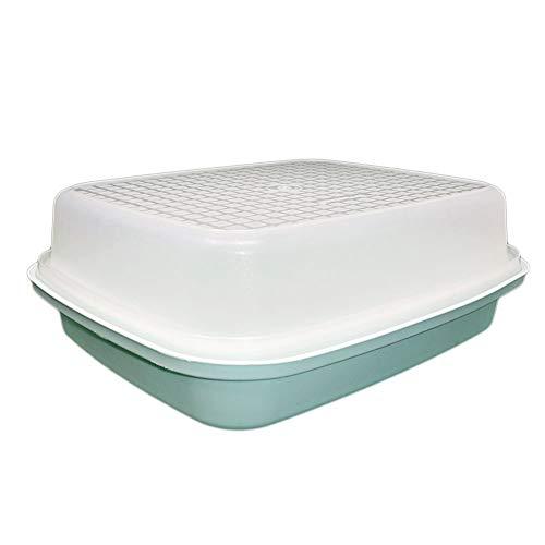 Tupperware Mint Green Marinate Season-Serve Storage Container