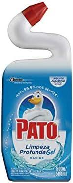 Desodorizador Limpador Sanitário Marine 500 ml, Pato