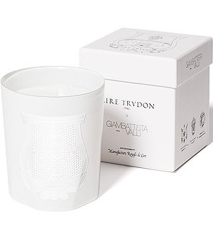 Positano Candle 9.5oz by Gianbattista Valli for Cire Trudon by Cire Trudon