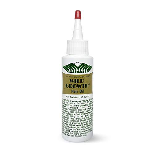 Wild Growth Hair Oil - 4oz/118.291ml via Wild Growth