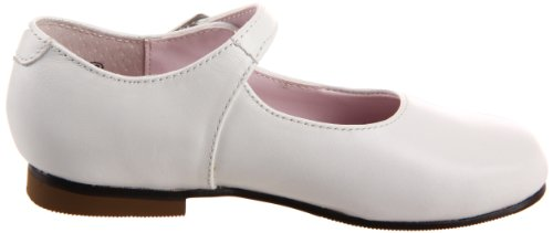 Nina Kids Bonnett Leather-K White