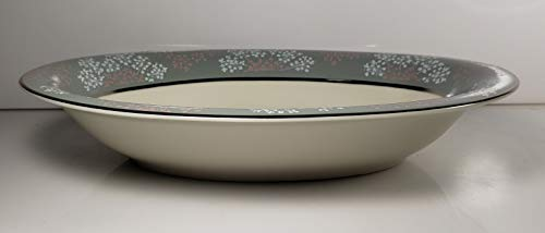 - Castleton Lace Oval Vegetable Bowl 10