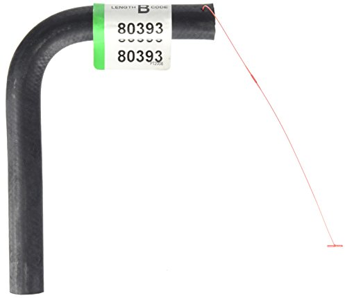 Hose Coolant Dayco - Dayco 80393 Molded Coolant Hose