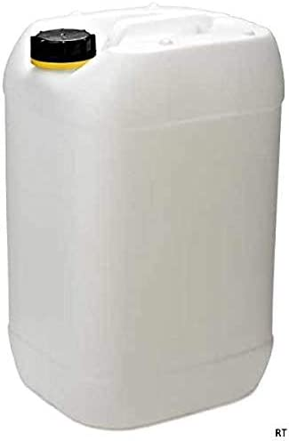 Bidón de 25 litros - de las Naciones Unidas 3h1/x1.9 - 1170 g ...