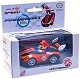 Mario Kart Wii Pull Speed Car Mario