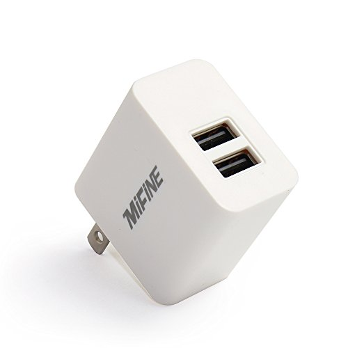 Wall Charger, Mifine 3.1A 15W Dual Port  - Mobile Usb Power Adapter Shopping Results