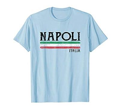 Naples Italy T-shirt Napoli Italia Gift Italian Souvenir