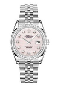 rolex oyster perpetual datejust 36mm 116244 b