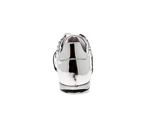 pelle argento in donna Bkw101309 da Bikkembergs wqAfIaf